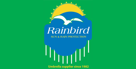 Rainbird Umbrellas