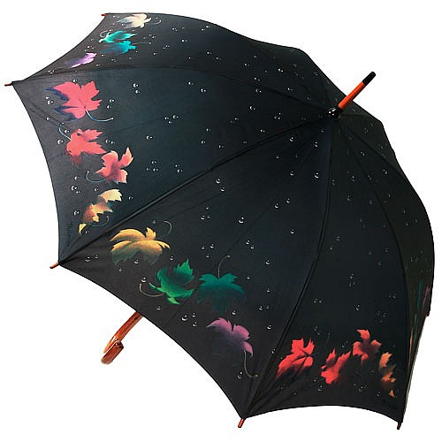 Theberge Art House Print Umbrella