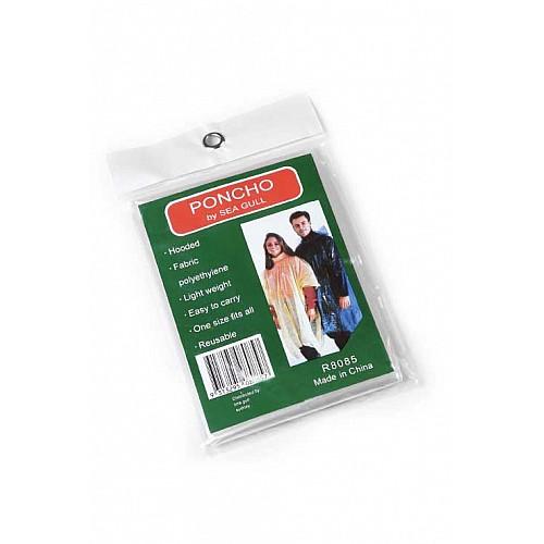 R 8085 Poncho Disposable