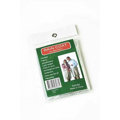 R 8086 Raincoat Disposable